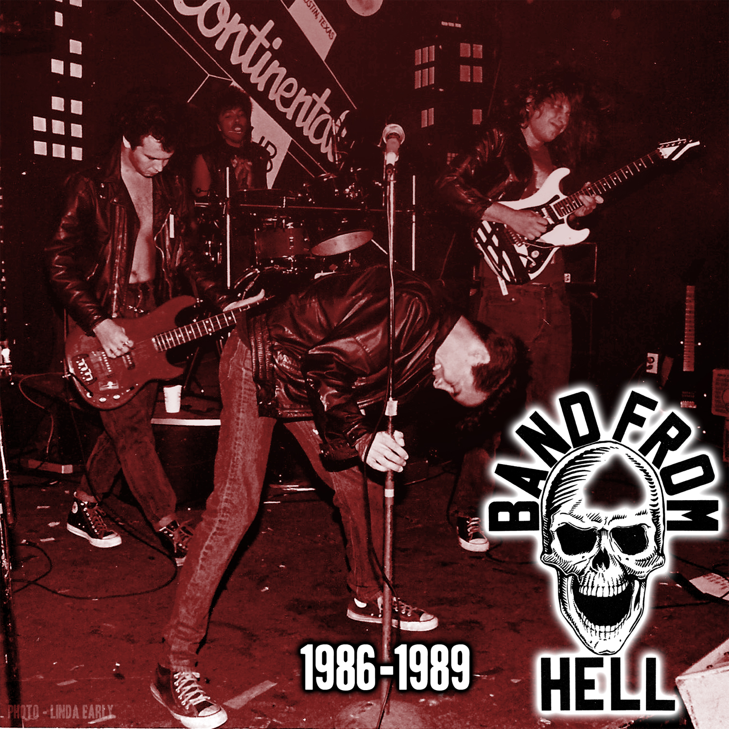 BAND FROM HELL
